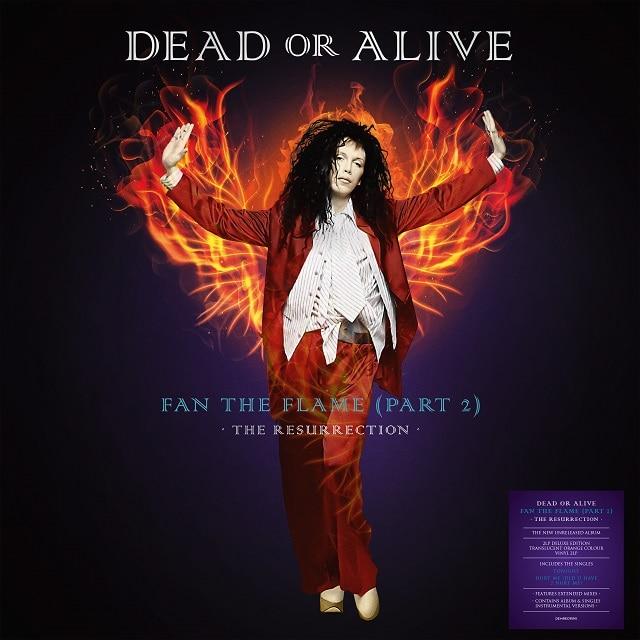 Fan The Flame (Part 2) – The Resurrection (Translucent Orange Vinyl 2LP)