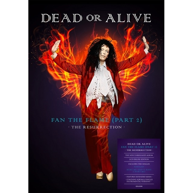 Fan The Flame (Part 2) – The Resurrection (2CD and Digital)