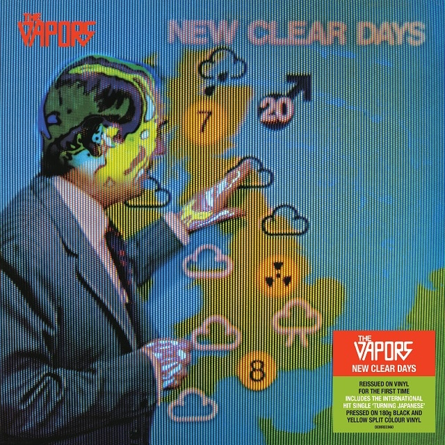 New Clear Days (180g Yellow and Black Split Colour Vinyl)