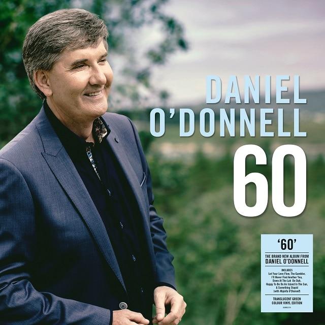 Daniel O'Donnell: 60 (140g Translucent Green Vinyl)