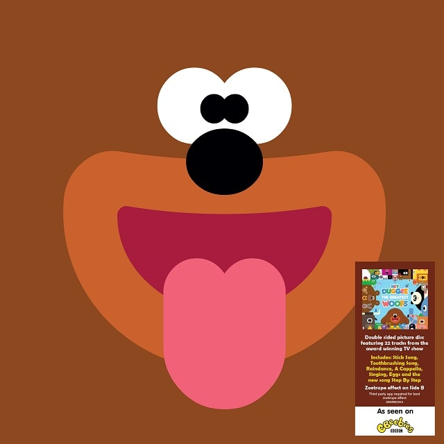 Hey Duggee – The Greatest Woofs (Vinyl Picture Disc)