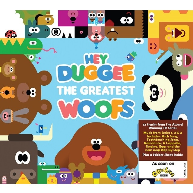 Hey Duggee – The Greatest Woofs