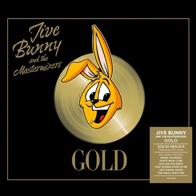 Jive Bunny And The Mastermixers: Gold